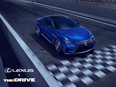Lexus+TheDrive native the drive lexus cars