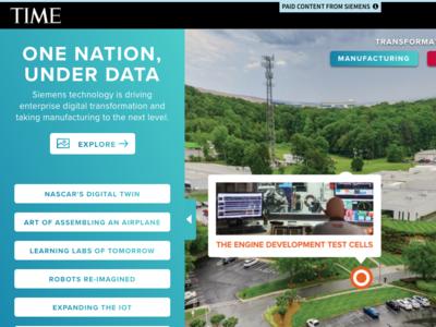 ONE NATION, UNDER DATA native 360 digital