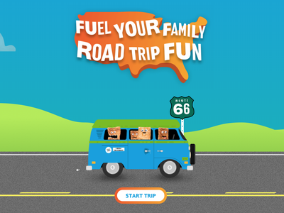 Fuel Your Family Road Trip Fun games roadtrip ctc cereal
