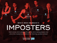 Who's Who on Bravo's Imposters