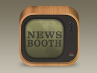 News Booth icon