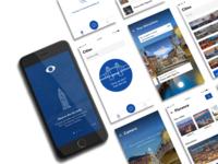 Mirage App Design