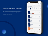 Brookes School mobile application iOS&Android