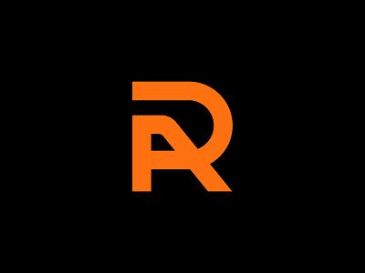 RA branding symbol logaze logotype letter monogram mark logo ra