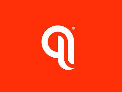 qafqaz tech techno tech azerbaijan logaze behance q logos mark logo