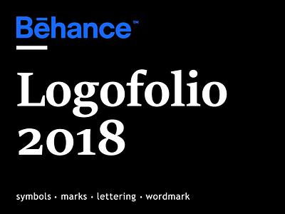 Logofolio mark logos logofolio collection logo graphic dribbble behance
