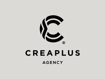Creaplus promotion c letter logo design logo investment agency consulting company marketing creative
