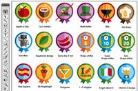 Badges Okgo