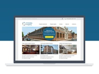 Property Investment Responsive Website