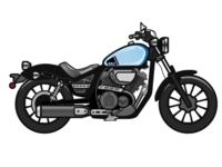 Yamaha Bolt Motorcycle