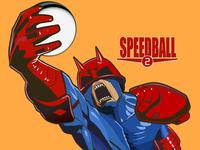 Speedball 2 Graphic