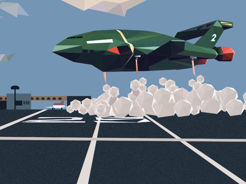 Thunderbird2 dribbble