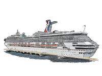 Carnival Valor Cruise Ship