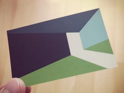 Oleapark Business Card business card business card identity print logo oleapark