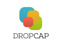 DropCap iOS Game Logo v2