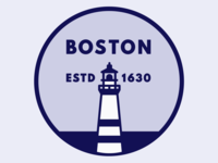 Boston Badge
