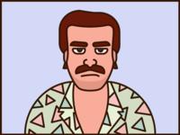 Hawaiian Shirt Hopper