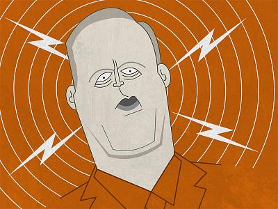 Sean Spicer illustration spicer politics whitehouse gop trump