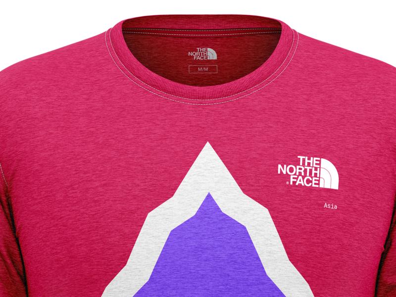 21 Peaks North Face