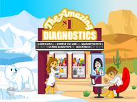 Bioman - Diagnostics Machine