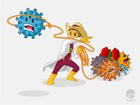 Bioman - Catching Viruses