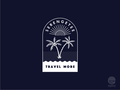 Serengetee Coconut Tree