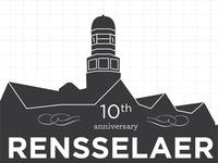 10th Anniversary Logo: Work in Progress
