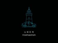 T-shirt for Uber
