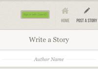 Gopono - Write a Story