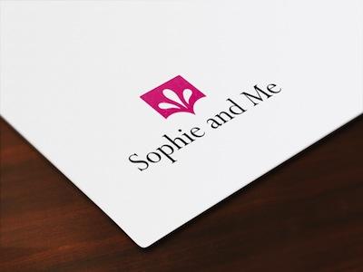 Logo Mockup Psd logo mockup psd free wood paper pink flower stamp