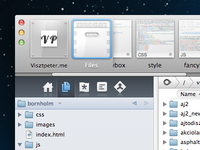 Coda 2 Fixed Scrollbar