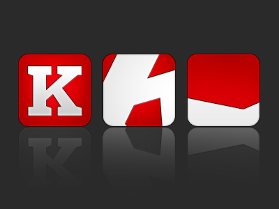 More 'K' Icons