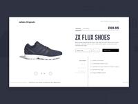E-commerce Website Minimalist