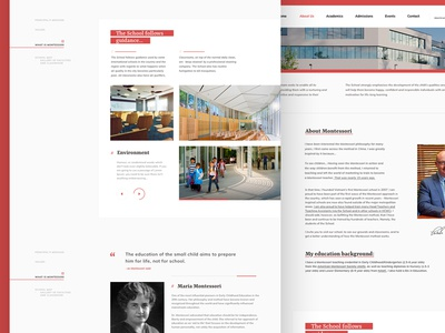 School Websites - About Us