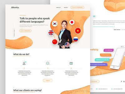 Translation Company Webdesign language webdesign web company translater translation shapes portfolio translate design website