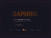 Digital Agency Landing Page Website
