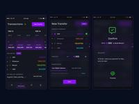 Transaction - Crypto Wallet App