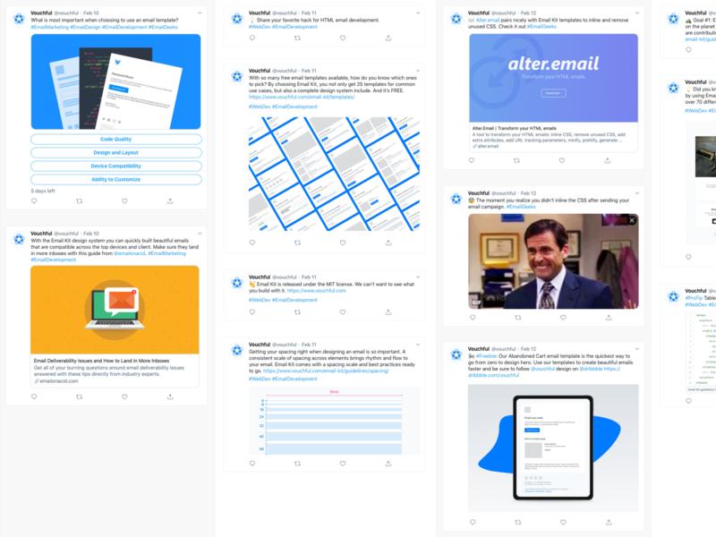 Social Media Planning for Twitter social network tweet twitter social media social