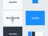 Vouchful Logotype Board