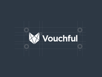 Vouchful Logo Grid and Spec