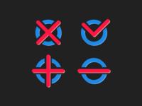 Daily UI No. 55 | Icon Set #DailyUI #055