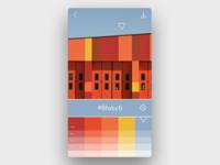 Daily UI No. 60 | Color Picker #DailyUI #060