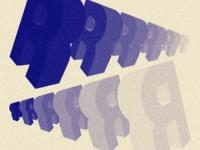 Letter Art Project  |  R