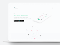 🐦 Squakers — landing page