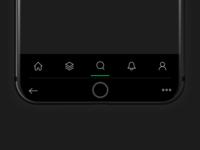 📱 Next gen iPhone navigation concept
