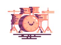 Dribbble Drumz