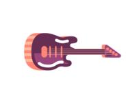 Happy E-Guitar