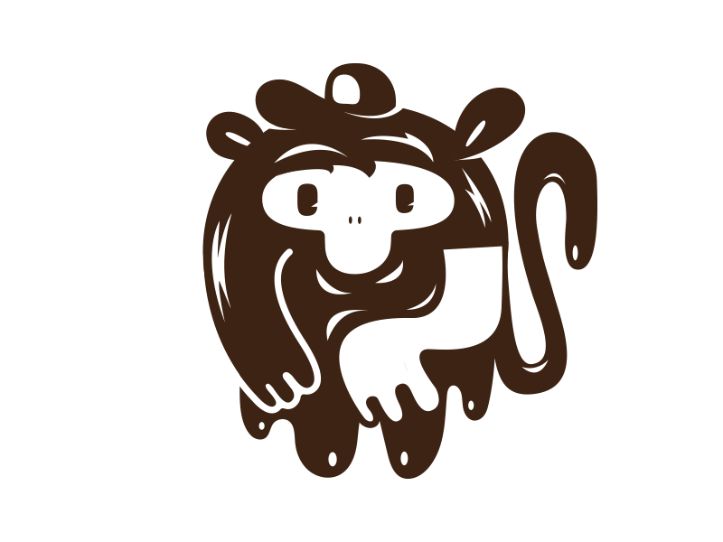 Urban Ape Monkey vector urban ape monkey