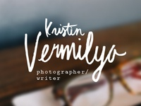 kristin vermilya : progress