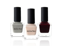 mischo beauty / luxury nail lacquer
